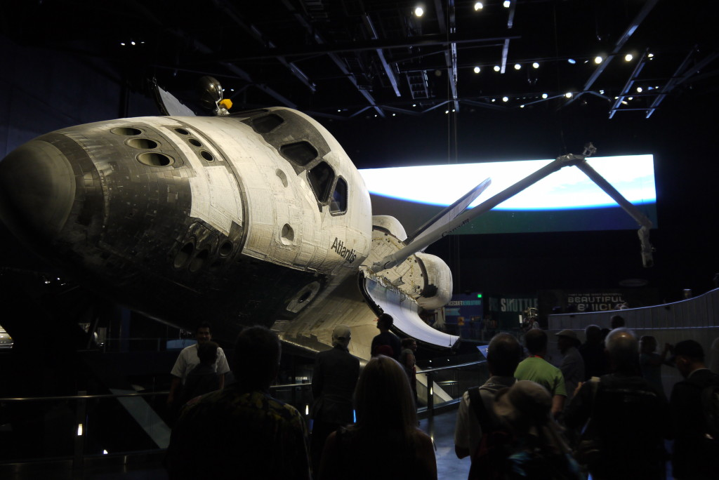 space Shuttle Atlantis, c Nick Leghorn