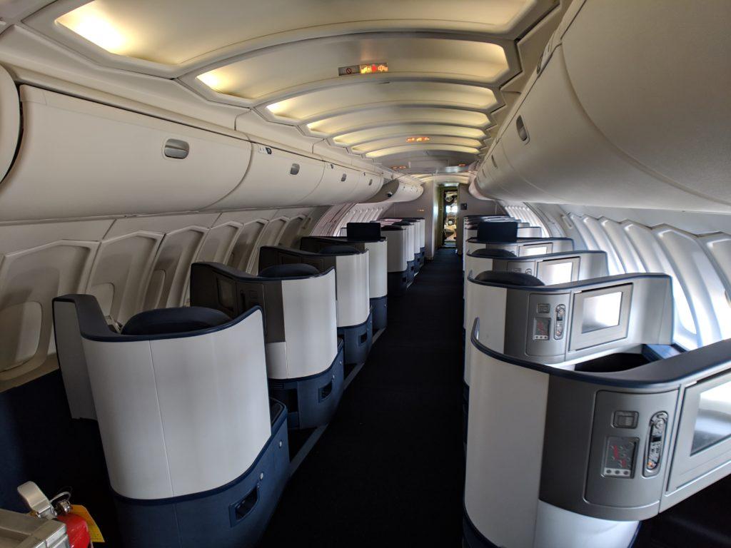 Inside the Delta Flight Museum's Boeing 747 – Takeoff Junkie