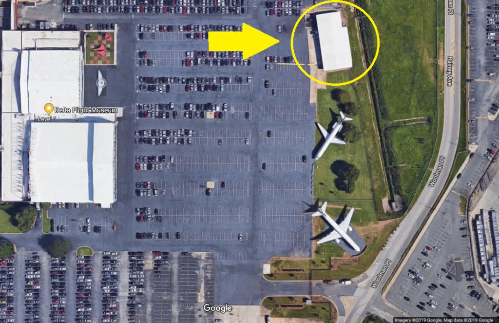 An AvGeek's Dream: The Delta Flight Museum Monthly Surplus Sale